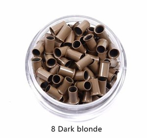 Hair Extensions & Wigs 1000pcs 3.4*3.0* 6mm 3.5mm Flare Euro Lock Copper Tubes Micro Rings Links Beads For wmtlNh xhqhlady