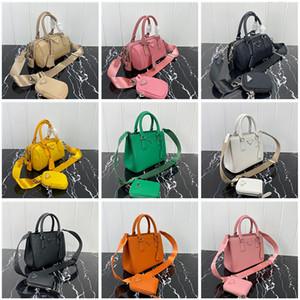 Top Quality Moda Mulheres Saco De Ombro Genuíno Pacotes De Couro Bolsa Senhora Bolsas Presbyopic Bolsa Mensageiro Crossbody Bag