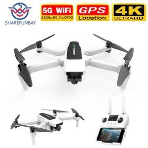 بدون طيار 2021 Hubsan Zino 2 RC Drone Pro 4K HD GPS Wifi Quadcopter مع 8km Live Image ناقل الحركة 3-Axis Gimbal Strones1