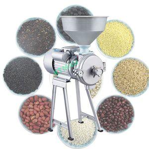 Multi-fonction meuleuse moulin commercial Soymilk Accueil riz pâte tofu machine batteur utilisation humide machine à beurre d'arachide 1pc