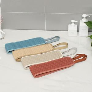Body Wash gommage éponges pour la brosse corporelle pour le dos Exfoliant Widfloth Accessoires pour Baths Ceinture Douche Brosses de douche épuisante Sponge Yys3238