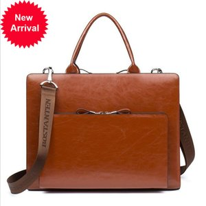 2021 Cossloo Leather Shoulder Briefcase Vintage Lean Bags for Men and Women Genuine Female Purses Famous Pyju