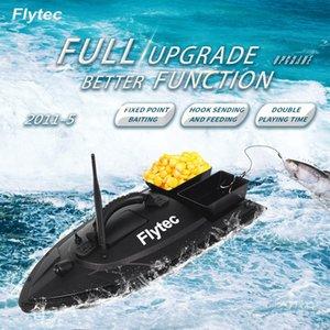 Balık Bulucu 1.5 KG Yükleme 500m Uzaktan Kumanda Balıkçılık Yem Tekne RC Boat 201204