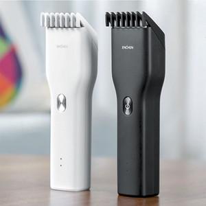 Aushang ENCHEN Boost Maquinilla de cortar el pelo eléctricas recargables de cortar el pelo eléctrica hijos adultos se afeitan electrodoméstico