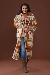 63Mt Fashion Casual Coat Bathrobes Flannel Long Hooded Robe Sleeve Couple Men Woman Robe Plush Shawl Kimono Warm Male Bathrobe Mens