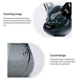 توقعات الطقس الزجاج زجاجة الإيقاع قطرة الماء الإبداعية كرافت الفنون الهدايا gayer- أندرسون القط من المتحف البريطاني البحر الشحن EEF4279