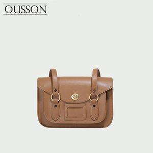 OUSSON 2020Designer BrandHighQualitymessenger Shoulder bag