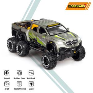 HBEKARS 1:28 Model Araba Diecast Oyuncak Araçlar Alaşım X-Sınıf M Bir Çekin Geri Oyuncaklar Erkek Kamyon Hediyeler Koleksiyonu için X0102