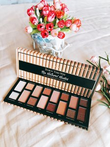 New 2020 Dropshipping Born this way eye shadow the natural nude Luminous 16 colors eye shadow Shimmer Matte eye shadow palette