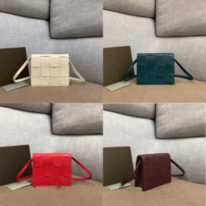 2020 sacs mortuaires Croix éponge sac cassette sacs en cuir diagonale femmes sac d'épaule d'échecs sacs de femmes d'oreiller AEHF #