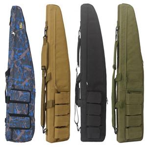 95CM 70CM 120CM Outdoor Hunting Gun Bag Combat Military Shotgun Bag Rifle Gun Holster Bag Case for Paintball 201022