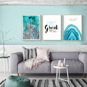 Watercolor Feather Canvas Art Posters and Prints Abstract Painting Nordic Style Wall Pictures for Living Room Modern Home Decor