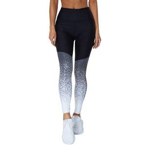 KYLIE PINK aptidão Leggings Fast Dry Mulheres cintura alta Workout Push Up Legging Moda Sólidos Pants Cor Musculação Jeggings 201014