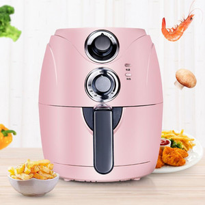 2.5L Air Fryer Fries Machine Household Small Capacity Fully Automatic Intelligent No Fuel Electric Fryer Oven