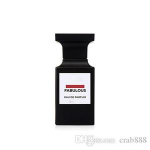 Parfum neutre haut de gamme Fabuleuse bouteille noire 100 ml en cuir EDP frangrace durable neuf neuve dans la même marque