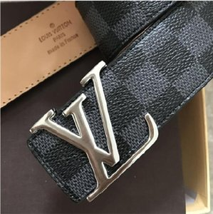 fashion new brand designer alloy buckle belt mens luxury genuine leather waist belts for men women NO BOX bbyxxx