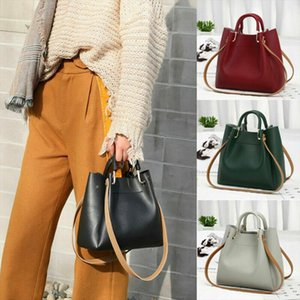 1pc Fashion PU Leather Ladies Handbags Larger Womens Bag Hair Ball Shoulder Bag Messenger Crossbody for Women