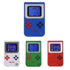2 Inch Handheld Game Console Built-in 268 For Pocket Game Toys Good for children Player1