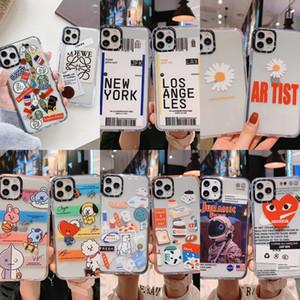 Hot Insur Funny Bar Label World Ticke Funda telefónica para iPhone 12 Mini 11 Pro Max X XS XR 8 7 6S PLUS SOFT SILICON TPU TPU Back Cover Coque