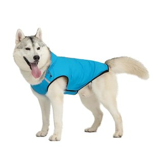 Dog Pet Waterproof Jacket Dog Verão Vest Raincoat reflexivos Pet Exteriores Roupa Small Medium Large Jacket Cães Pet Ropa Para bbyhRl