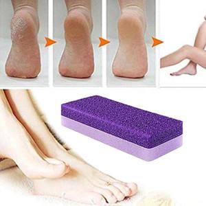 1 STÜCK Peeling Pediküre / Fuß Nageldateien Nagelpuffer Polnisch tote Haut Pediküre Peeling Fußpflege Fuß Stein Maniküre Werkzeuge
