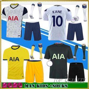 Tottenham hotspur spurs soccer jersey football shirt Camiseta de fútbol de Tailandia KANE 2019 2020 LAMELA ERIKSEN DELE SON DIER espolones jerseys 19 20 chandal de fútbol uniformes