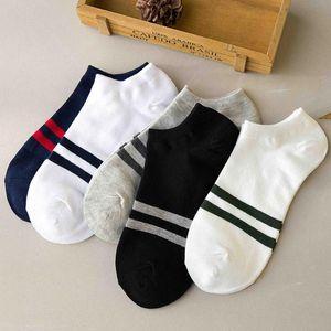 Classic men's socks summer deodorant low to help sweat short sports socks tide four seasons two rod boat