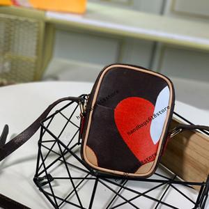 2021 Novos designers Jogo em Bolsas Bolsas De Ombro Mulheres Real Couro Cadeia Crossbody Bag Bolsas Famosas Capsule Series Series Paname Câmera Saco