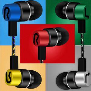 Universal 3.5mm In-Ear Stereo Earbuds Earphone For Cell Phone bluetooth earphone Stereo Earbuds Earphone For Xiaomi huawei