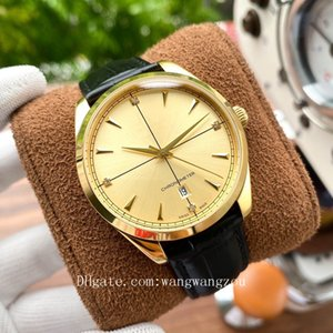 2020 hochwertige Gold Meer Chef Männer Uhren Aqua Master terra Planeten Armbanduhren Ozean James Bond 007 Konstellation mens D2061 beobachten