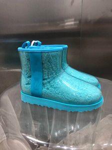 Высококачественные снежные ботинки зима теплые ботинки простые классические женские туфли и текстовые декоративные туфли доступны в различных цветах A5