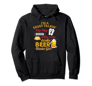 Funny Summer Shirt For Camping Flip Flop Beer Drinking Women