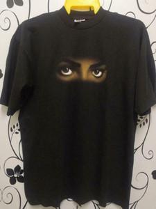 90 vintage vrai Michael Jackson Dangerous World Tour 1992 T-shirt Taille L NWT YVvf #