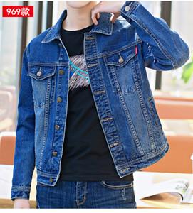 Jeans jaqueta para homens maduras e estável 2020 outono / inverno nova roupa bonito de outono coreano / jaqueta estilo de inverno