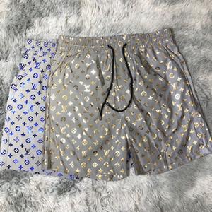 pantalones cortos de calidad para hombre de la moda del traje de baño de la playa del verano pone en cortocircuito pantalones cortos de surf caliente mens polo de mesa natación pantalones M-3XL