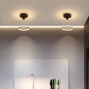 Modern LED Ceiling Lights For Living room Bedroom Bedside Aisle Corridor Balcony Entrance Modern LED Ceiling Lamp For Home