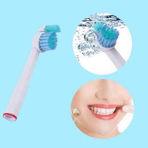 رؤساء فرشاة 4 قطع استبدال رؤساء فرشاة الأسنان ناعمة فرشاة الأسنان الكهربائية HX2012 العناية بالفم عن طريق الفم الرعاية عن طريق الفم يزيل البلاك