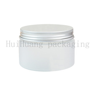 30pcs 120g frosted empty cosmetic cream bottles,120ml Frosted PET jar container for cosmetics packaging ,skin care pots tin