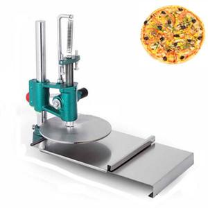 2020 Commercial Elétrica Elétrica Grande Pizza Pizza Massa / Pizza Moldura Máquina De Máquina Tortilla Noodle Press 22cm