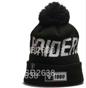 2020 uomini caldi Donne Oakland Beanie NY calda inverno Beanie Caps cappello Crochet elasticità Sport Knit casuale a9 Warmer Berretti