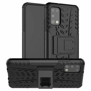 Coque de protection de protection de protection contre l'armure résistante aux chocs antichoc pour Samsung Galaxy A02S A12 5G A42 A32 5G A52 A72 5G