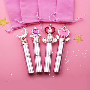 Best Quality Hot Sale Sailor Moon Adjustable Magic Wand Brush Eyeshadow Makeup Brushes Contour Blending Cosmetic Brushs Tool Free Shipping