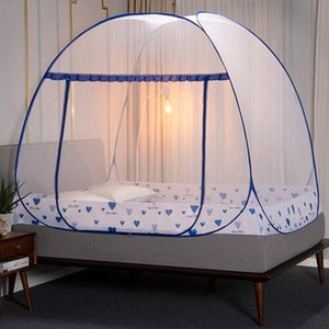 Instalação banda porta Folding prateleira Rede 2020 Bed gratuito Net Incluir Mongólia Mosquito Berth Nets viagens único saco wmtWWX loveshop01
