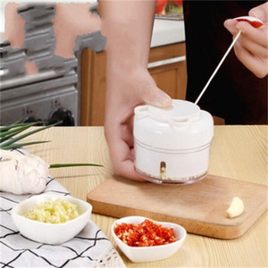 Manualmente puxar alho mini alho press mashed purê agridoce produtos úteis produto moagem de alho triturador home cozinha home ralador db 11 k2