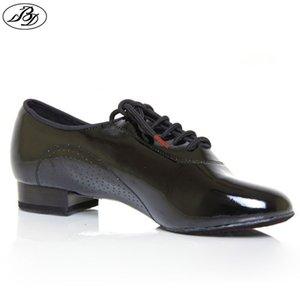 Homens Padrão sapatos de dança de BD 309 SHINING Dividir Sole Ballroom Dance Shoes Modern Dança Dancesport Shoe Indoor 201017