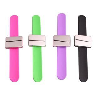 Pro Barbers Accessories Multicolor Sile Wrist Band Hairdressing Hair Bobby Pins Holder Magnetic Bracelet jllRNZ nana_home