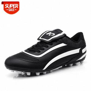 FL JUMPMORE Fires Man Football Shoes Chuteira Futebol Long Spikes Sports Outdoor Soccer Shoes For Men Waterproof Brand #0e7J