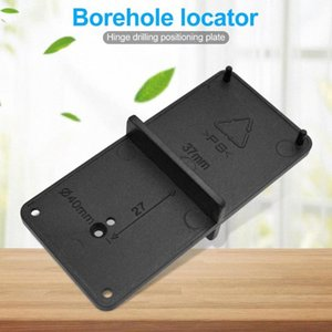 New 35 40mm Hole Locator Cabinets Woodworking Tools Door Woodworking Punch Hinge Drill Hole Opener Drill Bit Guide Lqxj#