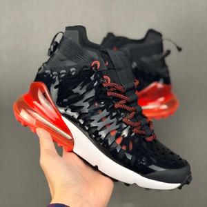Новая известная Ma X270 Sp Soe ISPA баскетбол обувь антрацит кроссовки Тройной черная Женщина Мужчины 3D 27с трек Тренеры Антрацит Кроссовки