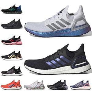 adidas ultraboost 20 ultra boost 2020 مختبر الوطني الأزياء ISS الولايات المتحدة داش رمادي Ultra لنساء الذهب الأسود الثلاثي الأبيض رجالي رياضية المدربين أحذية رياضية